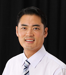 meet dr david han